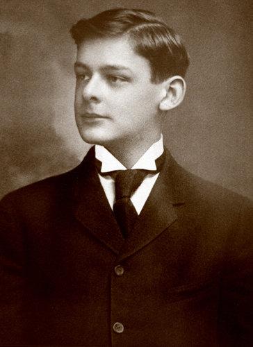 T.S. Elliott age 10