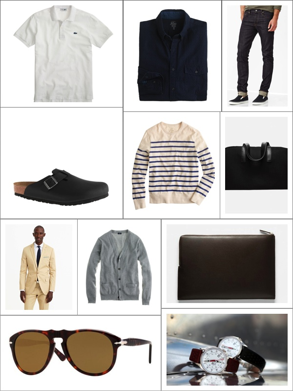 Classics for Him April 2015