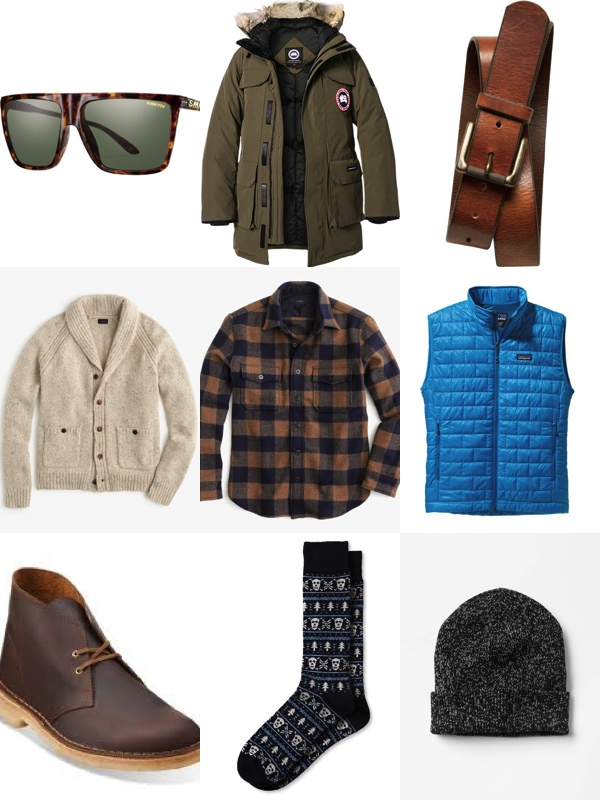 Mens Winter Edit