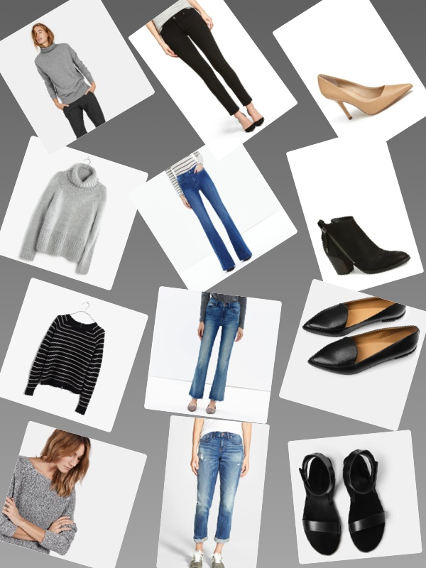 Knits, Jeans, Shoes 2
