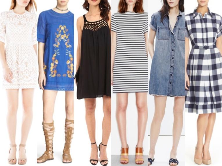 7 Spring Dresses
