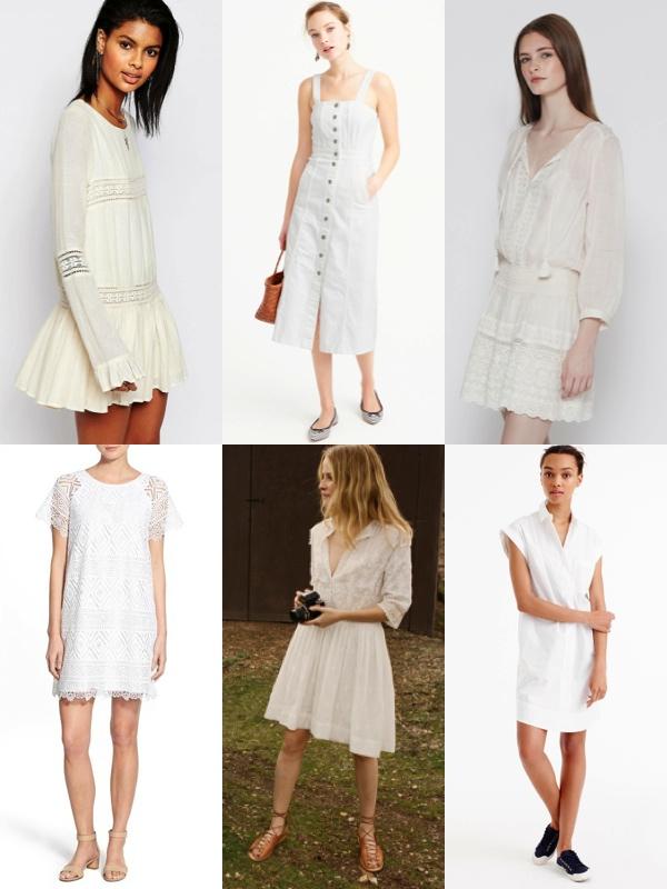 Little White Dress 2016