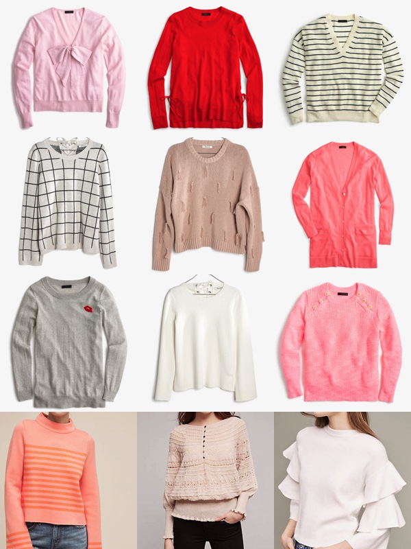 Cozy Transitions = Spring Sweaters – Refined   Rugged