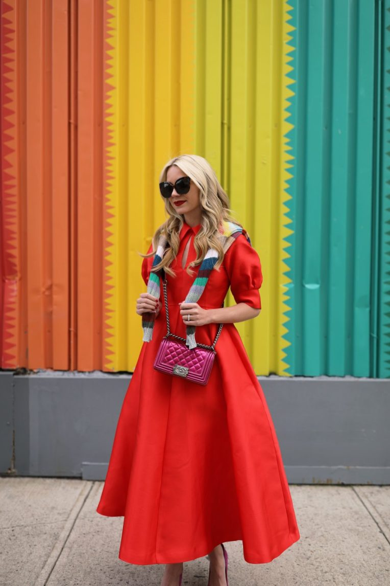 blair-eadie-red-dress-nyc-chanel-1024x1536