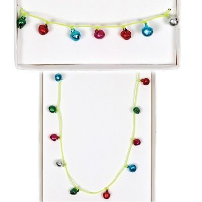 Meri-Meri-COLORED-BELLS-NECKLACE-or-BRACELET-Festive